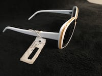 Lacoste Sunglasses White NWT New York, 11235