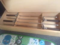 Stainless Steel Skewers new old stock Monroeville, 15146