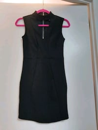 Black short dress size small Toronto, M9V