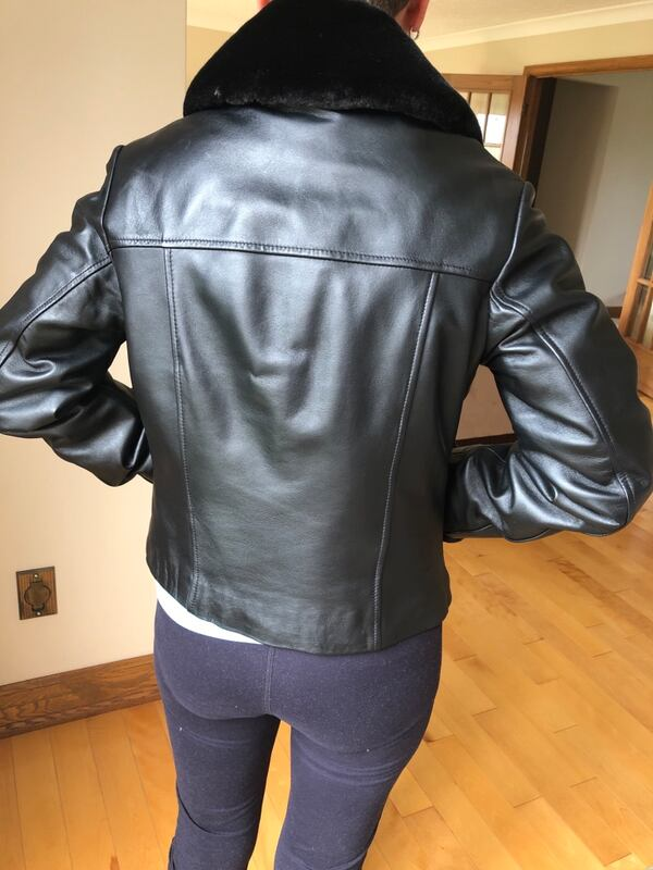 Danier Leather Jacket cd1a77c2-5963-4a38-96b9-2da3ea3a739b