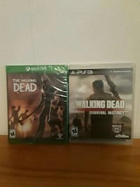Walking Dead bundle Manassas