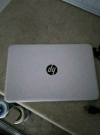 white HP laptop with charger Silver Spring, 20904