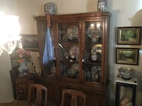 Vintage Drexel China Cabinet- 1974 - excellent condition  Leesburg, 20176