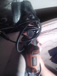 black and red Craftsman corded power drill Edmonton, T5H 0N4