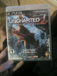 PS3 Unchartered 2 Among Thieves Toronto, M4H