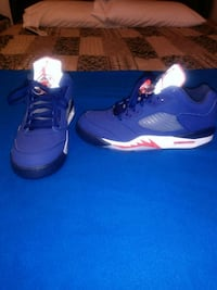 Air Jordan 5 Low - Knicks  Size 10 Alexandria, 22303