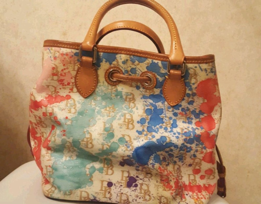 Photo Splash Collection Dooney and Bourke