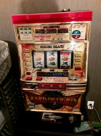 Slot machines/ does work