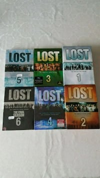 Lost dvd serie  Time, 4340