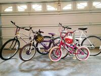 Bicycles (used and in fair to good condition) Raleigh, 27603