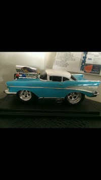 teal muscle car diecast model Albuquerque, 87112