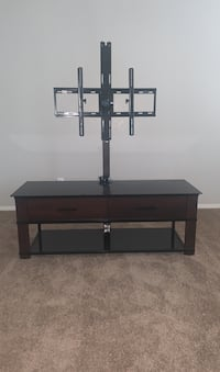 Tv stand up too 60 inch tv