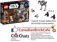 Lego Star Wars toy set Vancouver
