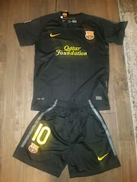 Authentic Messi set Edmonton, T6W 3M2