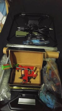 Tattoo kit (used once) Toronto, M9N 2S3