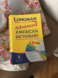Longman advanced american dictionary 8431 km