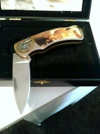 Wolf knife- great christmas present! Bowling Green