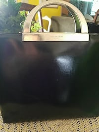 black leather Double M handbag San Bernardino, 92410