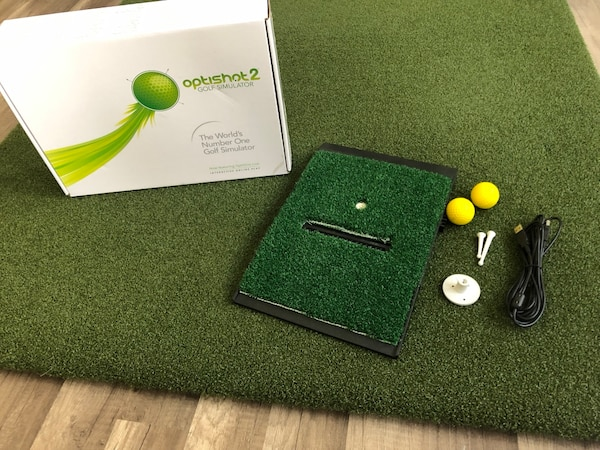 Golf Simulator For Sale >> Optishot 2 Golf Simulator