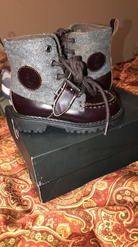 Toddler polo boots . Brand new Fayetteville