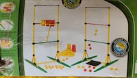 Ladder ball and party pong set Vaughan, L4L 9N3