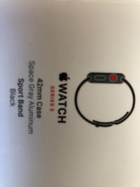 Apple watch series 3 42mm Osmangazi, 16160