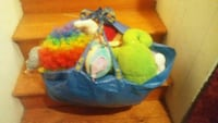 Duffle bag FULL of stuffed animals Naugatuck, 06770
