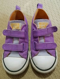 toddler's pink-and-white shoes Hamilton, L8G