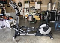 black and white elliptical trainer Battle Ground, 98604