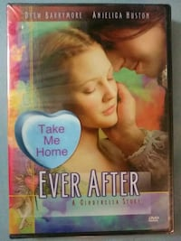 Ever After dvd (New) Glen Burnie