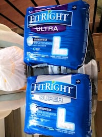 Ultra large adult diapers