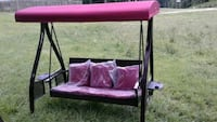purple and black travel cot Mableton, 30126