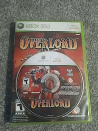 Xbox 360 game overlord London, N6J 2A1