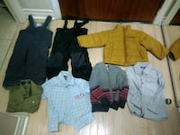 Boys clothes size 2-3 years old Mississauga