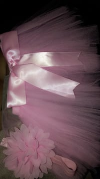 Baby photo shoot outfit pink  New York, 10453