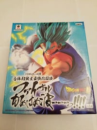 Dragon Ball Vegetto figure by Banpresto