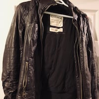 Garage Fake Leather Jacket (LG) Ottawa, K2J 5B2