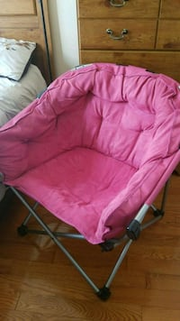 pink and white moon chair Woodbridge, 22192