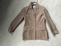 AnnTaylor 4 Petite fully lined pantsuit Monroe, 10950