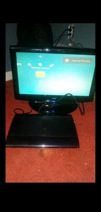 PS3 w/19in TV Baltimore, 21223