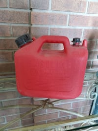 WEDCO 4.7litre Gas Can Toronto, M9C 1Y6
