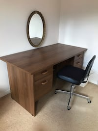 3set for sale(Desk, chair and mirror) マーカム, L3T 6X3