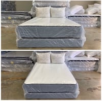 Full Size Mattress Sets (New) Same Day Delivery & Financing Available Atlanta, 30318