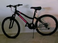 black and red hard tail mountain bike Gaithersburg, 20877