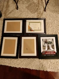 Five picture frames Toronto, M5V 3L9