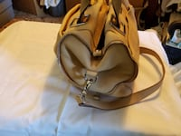Vince Camuto Leather Satchel PITTSBURGH