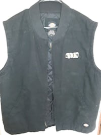 Canvas Insulated Vest