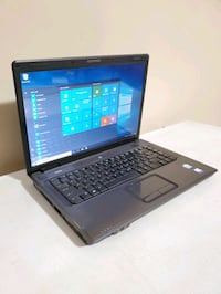 "15.4"" HP Compaq F500 Intel Dual-Core CPU 3gb Ram + 160gb HDD Windows"