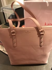 Kate Spade - blush pink soft leather tote - new  Toronto, M1M 2G3