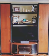 TV Stand with Storage Unit & Coffee Table Toronto, M8W 4Y3